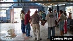 Las casas-culto, una alternativa a la prohibición de construir nuevos templos, han impulsado la dinámica de la evangelización en Cuba (foto Echo Cuba)
