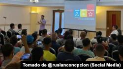 Reunión de Trust Investing Cuba.