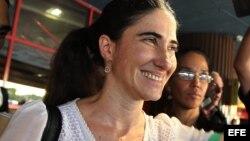 La bloguera cubana Yoani Sánchez asistirá en España al Foro Atlántico