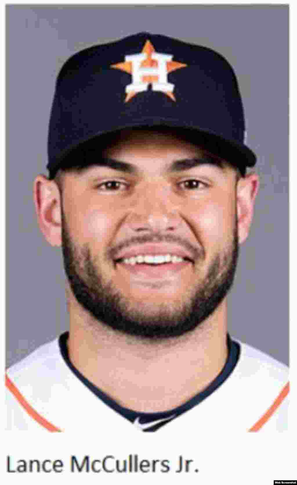Lance McCullers.