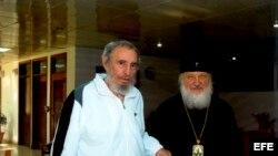 Los encuentros de Castro con la Iglesia Ortodoxa Rusa