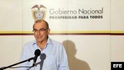Ex vice presidente de Colombia, de la Calle insta a colombianos a preparase para la paz