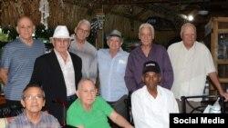Participantes en el Proyecto Los Plantados