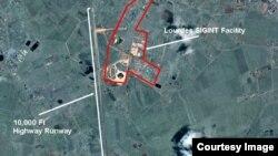 Base de Espionaje Electrónico en Lourdes, San Antonio de los Baños. En el mismo lugar, Moscú planea construir un aeropuerto civil.