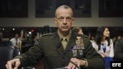 El general John Allen.