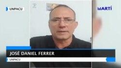 José Daniel Ferrer García explica el motivo por el cual de la Mora depuso huelga de hambre