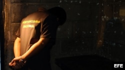 Detenido en cárcel hondureña (Archivo)