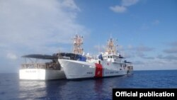 Escampavías de la Guardia Costera de EE.UU