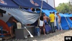 Hasta ahora, el encuentro regional no vislumbra una solución para los más de 2.000 cubanos varados en Panamá.