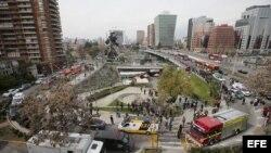 Chile, atentado terrorista
