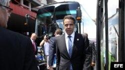 Visita Cuba el gobernador Andrew Cuomo