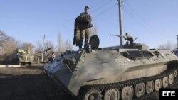 Se cumple el alto al fuego en Ucrania.