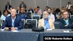 SIP Connet 2019, evento de la Sociedad Interamericana de Prensa celebrado en Miami.