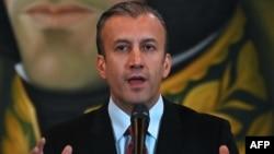 El ex vicepresidente de Venezuela, Tareck El Aissami.