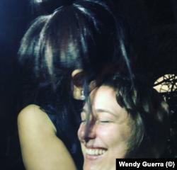 Wendy Guerra y Tania Bruguera