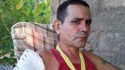 Se deteriora el estado de salud de opositor Cristian Pérez Carmenate