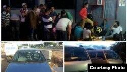 Captura de 29 cubanos. Fotos: Facebook de la Fuerza Pública de Costa Rica.