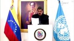 Maduro pide a Naciones Unidas el fin de las sanciones