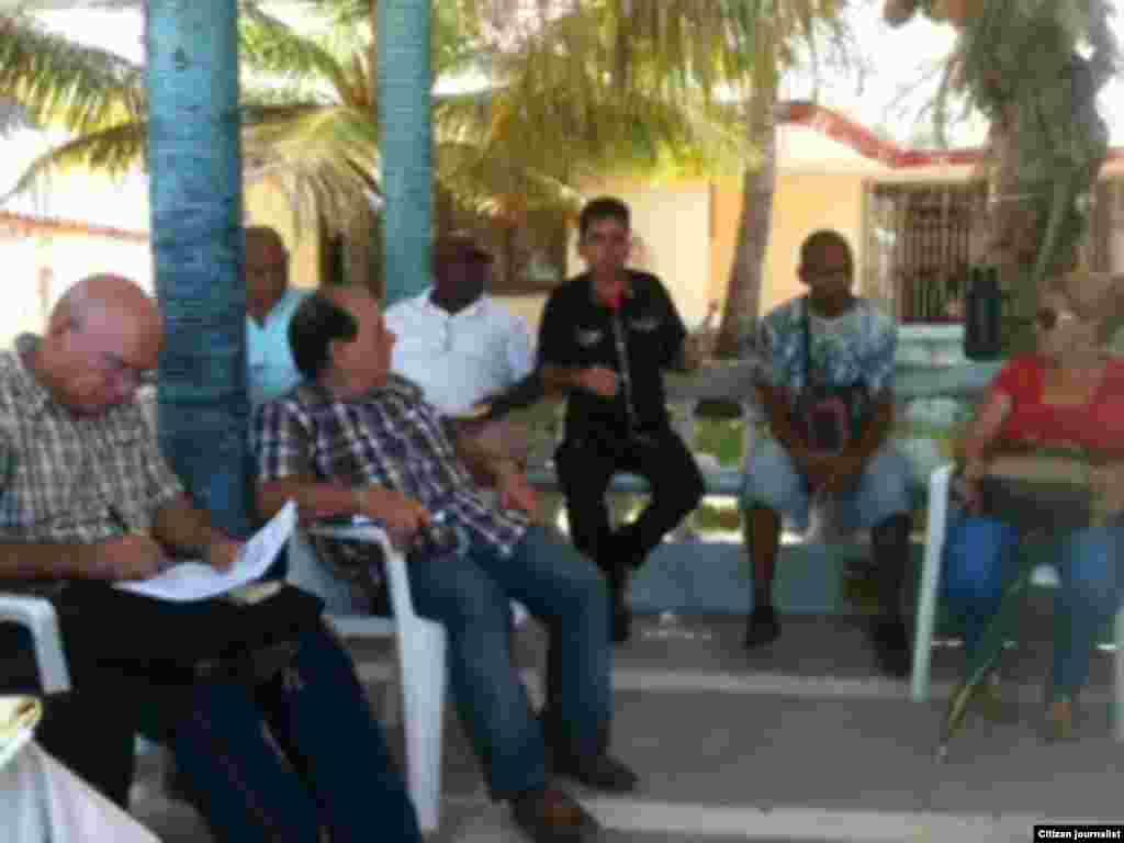 Reporta Cuba Foro DyL reunión 28 de agosto