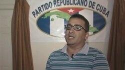 Obligado a abandonar la Isla activista del Partido Republicano de Cuba