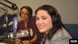 Abogada Idalis Pérez en el programa Con Voz Propia