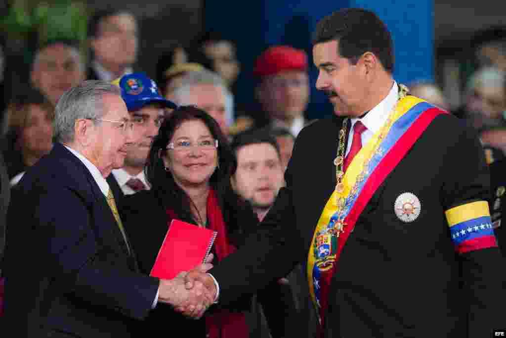 Nicolás Maduro Guerra, hijo del presidente venezolano Nicolás Maduro.