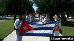 Reporta Cuba Damas febrero 1 Habana. Foto Angel Moya.