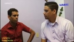 Permiten la visita a uno de los tres miembros de UNPACU detenidos desde octubre