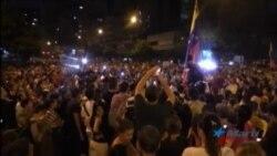 Oposición venezolana se muestra decidida a tomar las calles este domingo