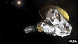 La nave New Horizons tiene programado enviar fotos a la Tierra sobre Plutón y sus satélites.