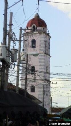 Reporta Cuba cable eléctricos peligrosos Foto José Borges