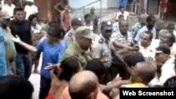 Denuncian detenciones en Santiago de Cuba
