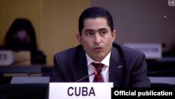 Lester Delgado, de la delegación de Cuba dijo que la labor de la alta comisionada para los Derechos Humanos, Michelle Bachelet, y su oficina, debería centrarse en la imparcialidad y la universalidad.