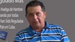 Guillermo del Sol: 33 días en huelga de hambre