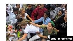 La Unión Europea reconoció un aumento de la represión en Cuba en su informe de 2015.