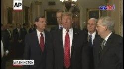 Cierre de gobierno se mantiene tras infructífera reunión de Trump con líderes demócratas
