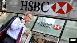 Particularmente sucursales del HSBC en Latinoamérica tenían muchos clientes cubanos.