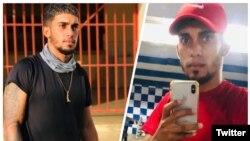El pelotero cubano Yeiniel Zayas abandonó el equipo Cuba en México. (Foto: @francysromero10)