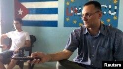 José Daniel Ferrer. REUTERS/Sarah Marsh