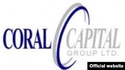 Logotipo de Coral Capital Group Ltd, una de las empresas extranjeras cerradas en Cuba.