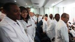 La carta de los médicos cubanos en Brasil que desmiente al régimen