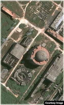 Imágen aérea de Juraguá.