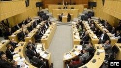 Parlamento chipriota.