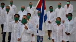 Andorra confirma desaparición de médico y enfermera cubanos
