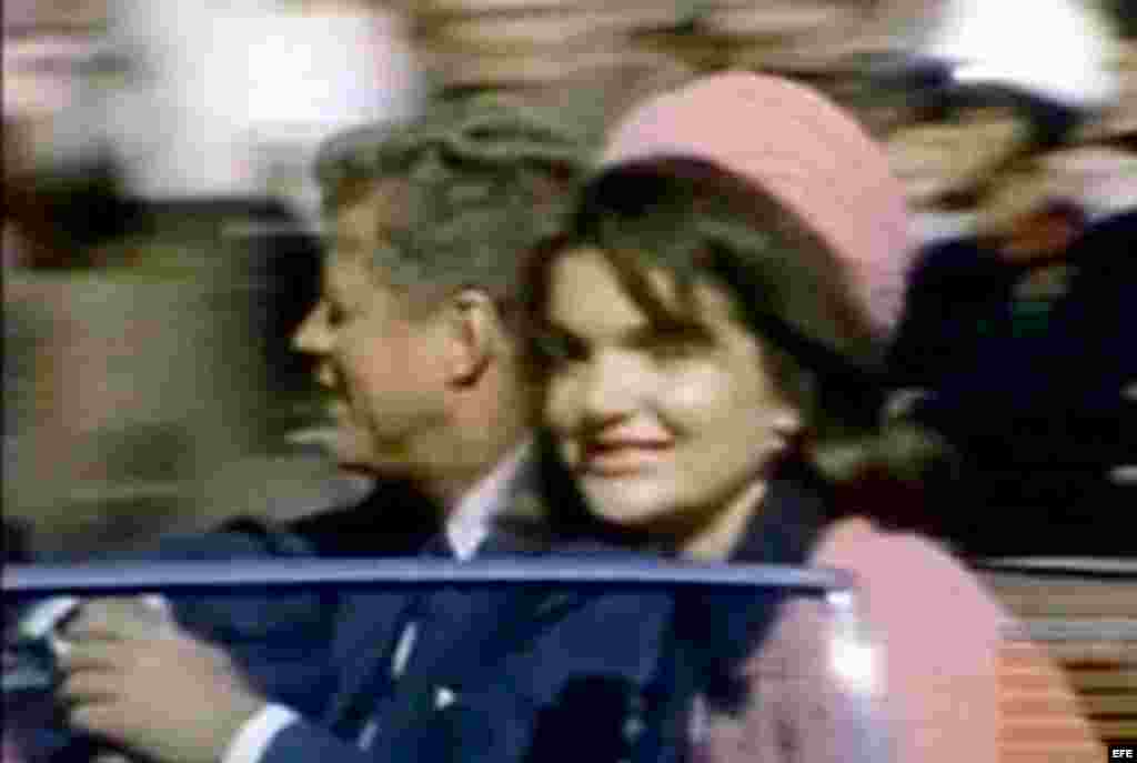 Asesinato del presidente John F. Kennedy