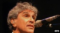 El músico brasileño Caetano Veloso, en fto de archivo.