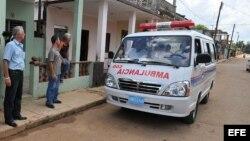 Ambulancias: servicio deficiente