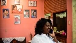 Decenas de Damas de Blanco detenidas el domingo