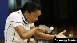 La tenista de mesa Sandra Mustelier abandonó la delegación de Cuba en los Juegos Centroamericanos y del Caribe de Veracruz.