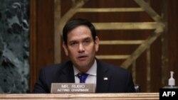 Marco Rubio, senador republicano por la Florida. (Joe Raedle / AFP).